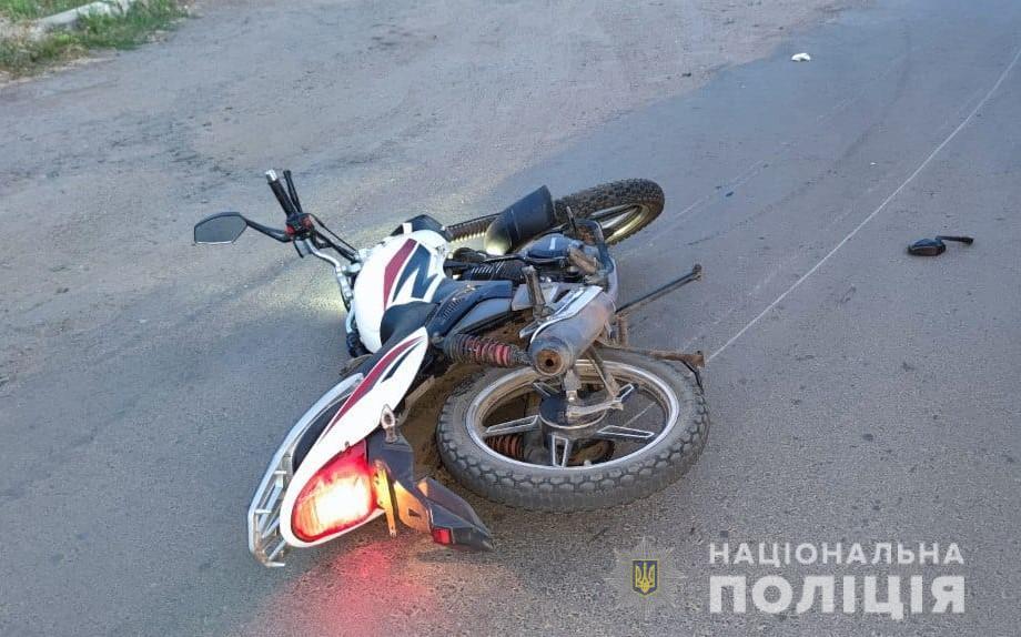В Братском в ДТП погиб мотоциклист, а пешеход был травмирован (ФОТО) 1
