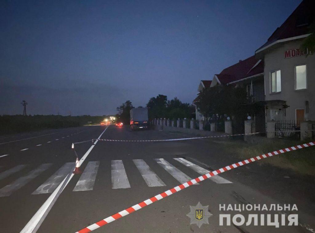 В ночном ДТП у Южноукраинска погиб пешеход (ФОТО) 3