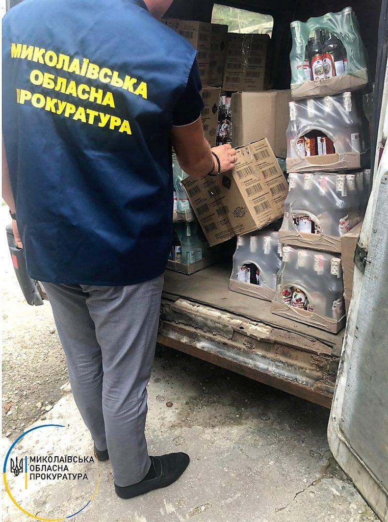 В Николаеве изъяли более 2 тонн фальсифицированной водки (ФОТО) 3