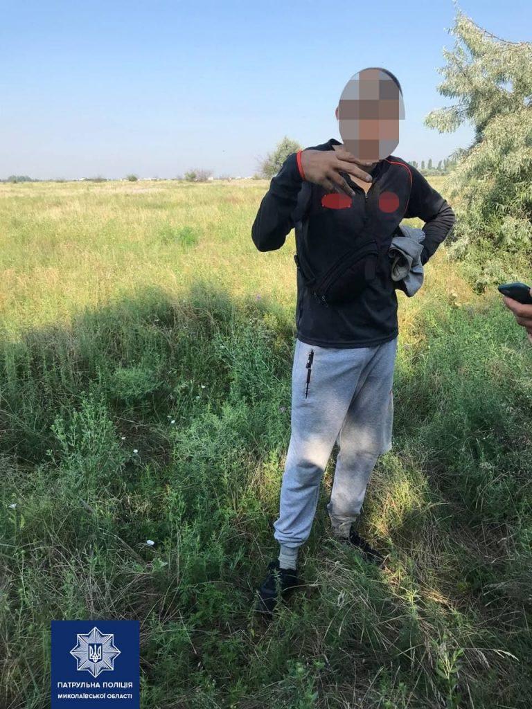 Псевдо-убийство: в Николаеве мужчина «под кайфом» вызвал полицию (ФОТО) 3