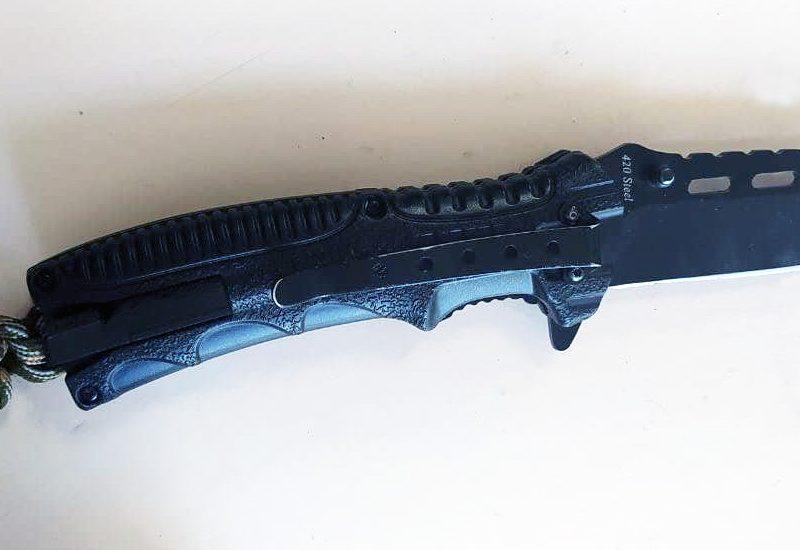 Пистолеты, ножи, баллончики и прочие «изыски»: сколько запрещенных предметов за полгода изъяла Служба судебной охраны Николаевщины (ФОТО)