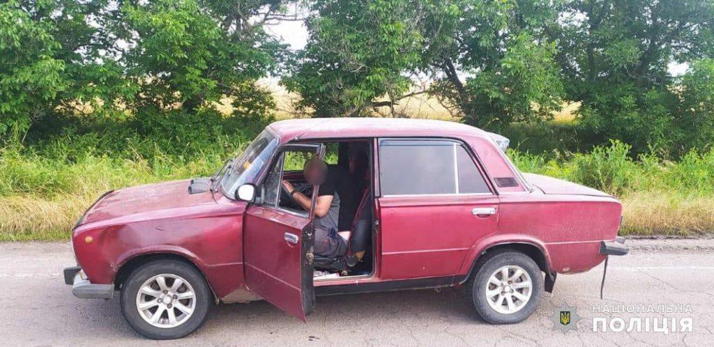 В Вознесенском районе пьяный мужчина угнал «Ладу» - его поймали на трассе (ФОТО) 3