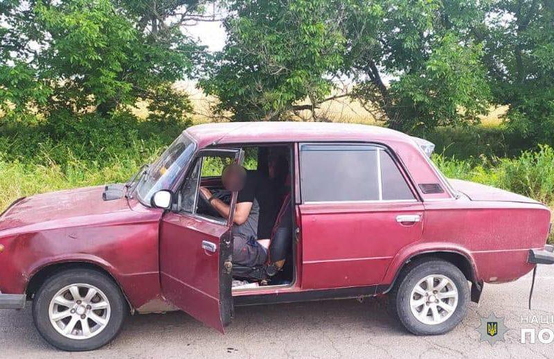 В Вознесенском районе пьяный мужчина угнал «Ладу» — его поймали на трассе (ФОТО)