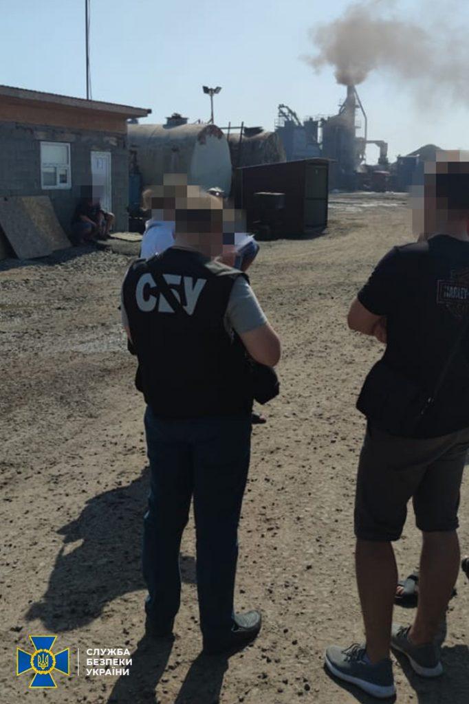 На Николаевщине СБУ пресекла незаконную добычу гранита фирмой подсанкционного Амирханяна и изъяла технику (ФОТО) 3