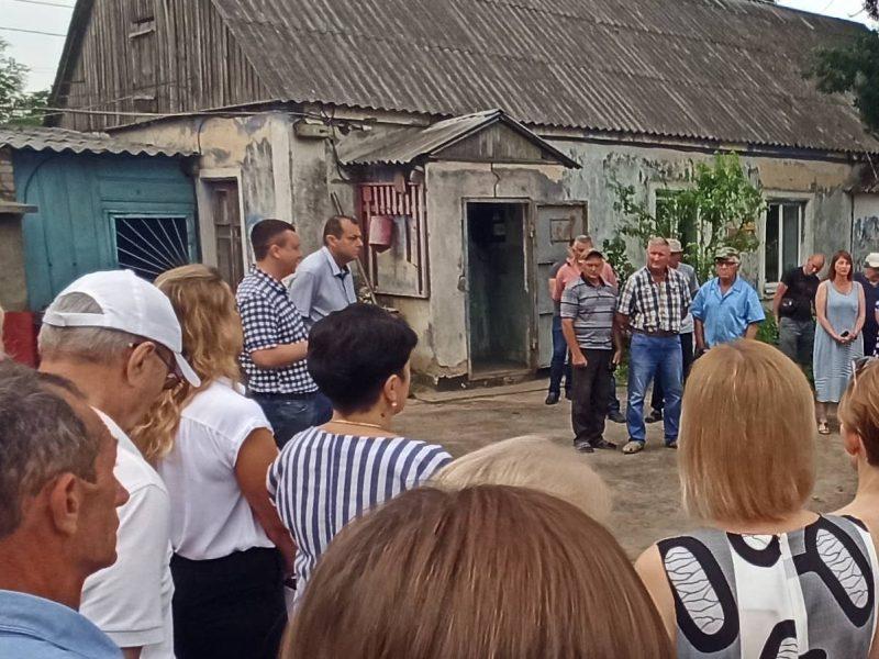 В Вознесенске уволили сотрудников коммунального предприятия после митинга