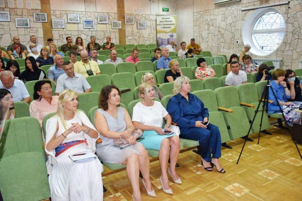 Управление экологии Николаевской ОГА возглавила Александра Ефименко (ФОТО) 1