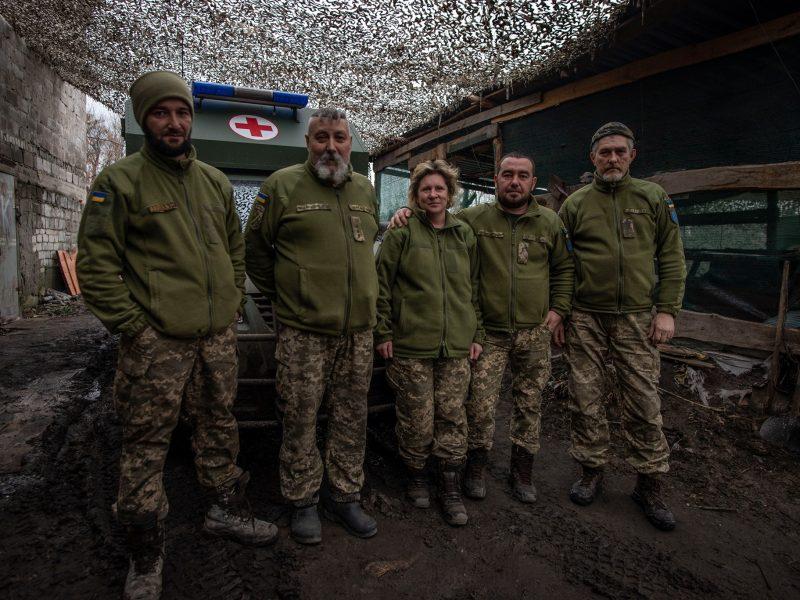 Погибшим вчера на Донбассе оказался военный врач (ФОТО)