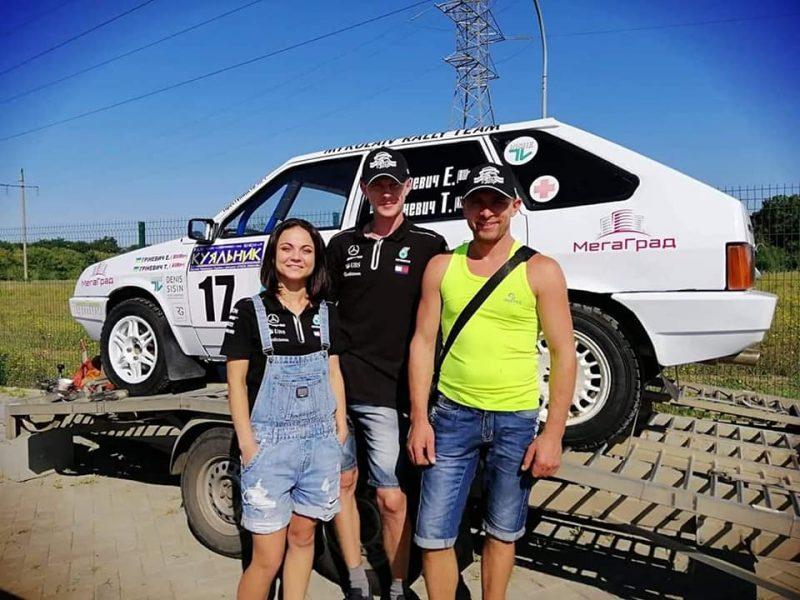 Николаевская раллийная команда Mykolaiv Rally Team примет участие в Кубке Лиманов (ФОТО)