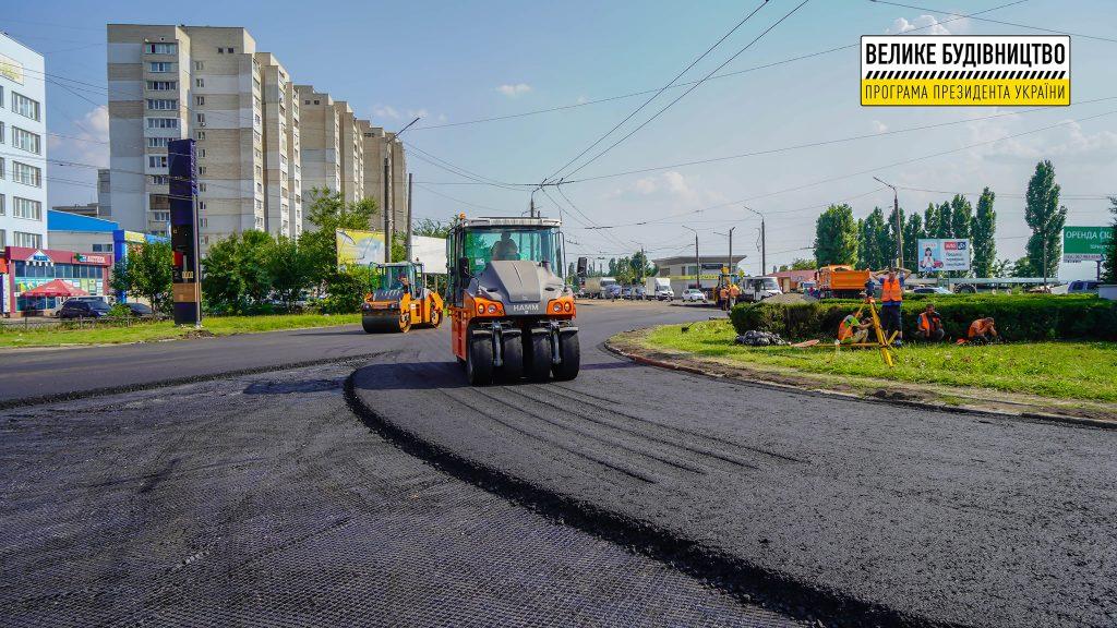 В Николаеве продолжается ремонт дороги М-14 - дошли до Терновского кольца (ФОТО) 9
