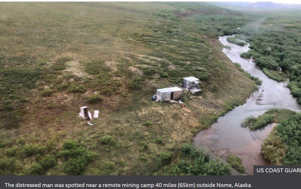 Как в кино. На Аляске мужчина неделю отбивался от гризли, его спас сбившийся с курса вертолет (ФОТО) 1