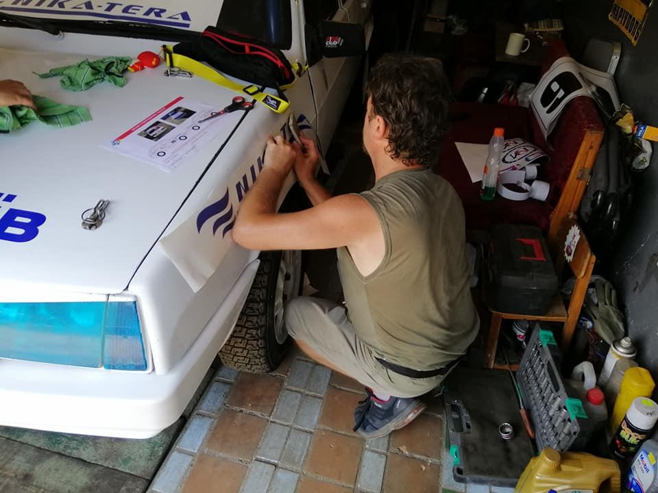 Николаевская раллийная команда Mykolaiv Rally Team примет участие в Кубке Лиманов (ФОТО) 9