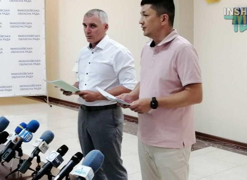 Можем вакцинировать до 5 тысяч человек в сутки, мало желающих, – глава Николаевской ОГА (ВИДЕО)