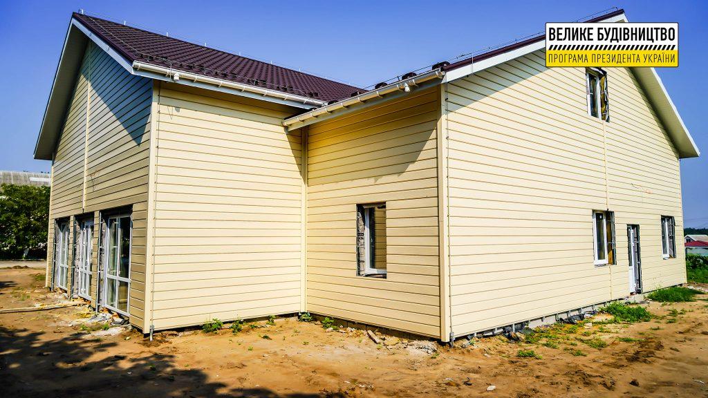В рамках «Великого Будівництва» у селі Галицинове будується сільська амбулаторія (ФОТО) 9