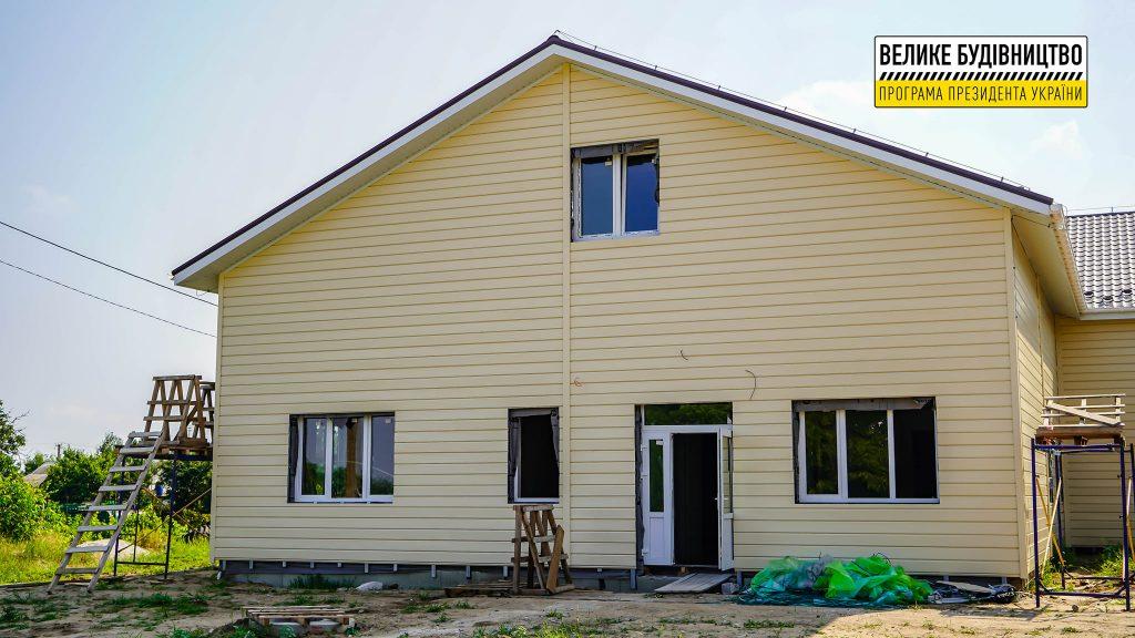 В рамках «Великого Будівництва» у селі Галицинове будується сільська амбулаторія (ФОТО) 1