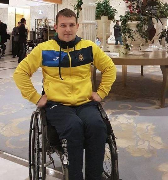 Николаевец Дмитрий Сереженко завоевал командное «золото» чемпионата мира по фехтованию на колясках (ФОТО) 3