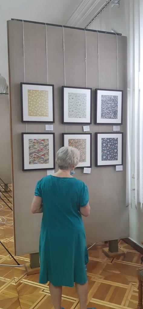 Кимоно, бумага и иероглифы: в Николаеве открылась выставка «Японский дизайн» (ФОТО) 5