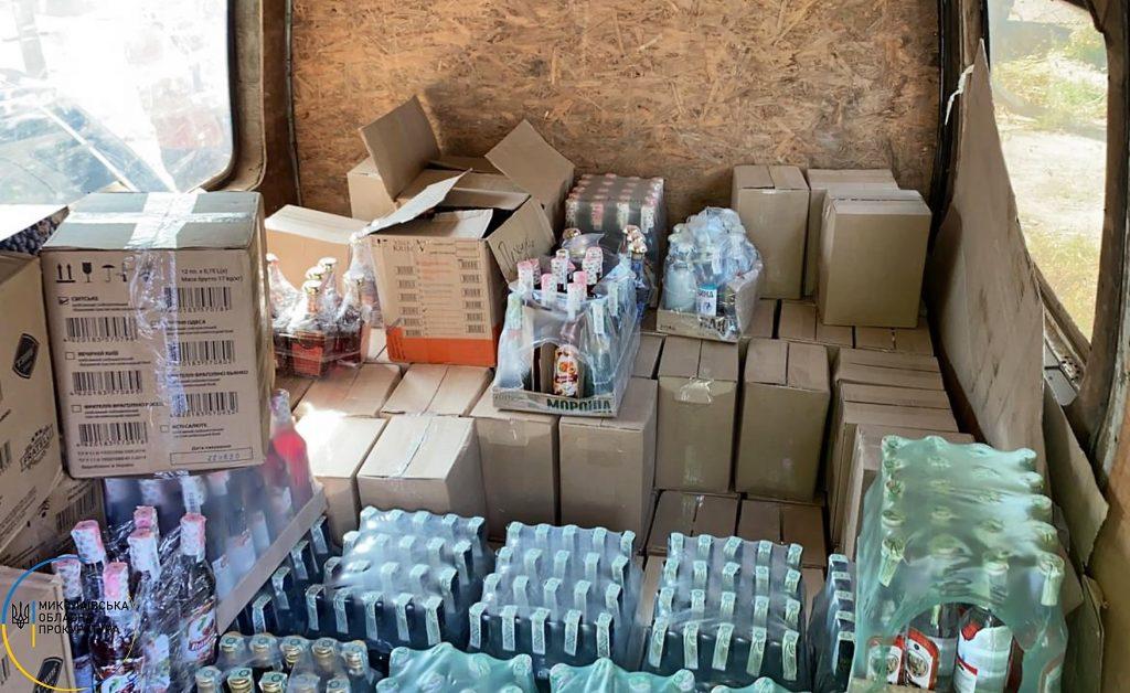 В Николаеве изъяли более 2 тонн фальсифицированной водки (ФОТО) 5