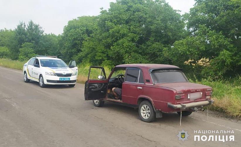 В Вознесенском районе пьяный мужчина угнал «Ладу» - его поймали на трассе (ФОТО) 5