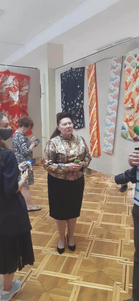 Кимоно, бумага и иероглифы: в Николаеве открылась выставка «Японский дизайн» (ФОТО) 7