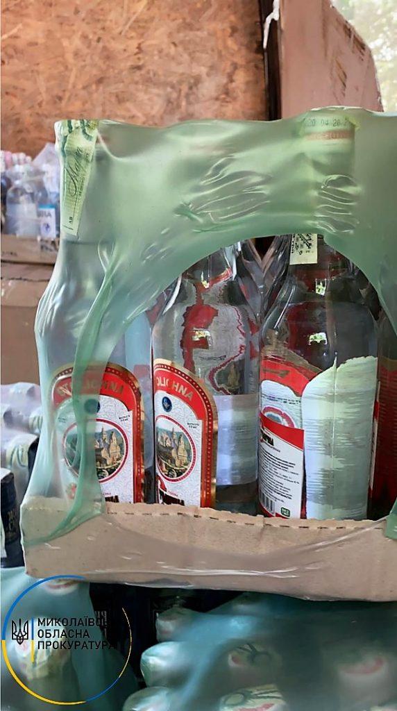 В Николаеве изъяли более 2 тонн фальсифицированной водки (ФОТО) 7