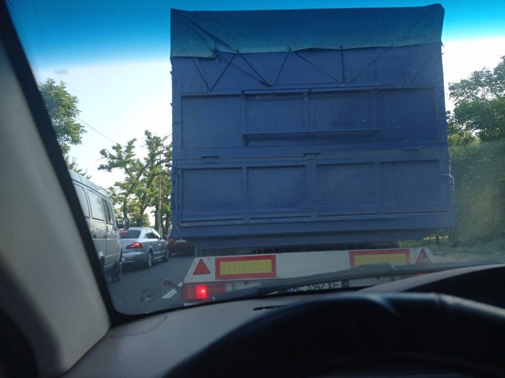 Фуры, Варваровский мост, пробки: как Николаев встретил 27 июля (ФОТО, ВИДЕО) 7