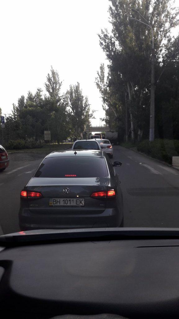 Фуры, Варваровский мост, пробки: как Николаев встретил 27 июля (ФОТО, ВИДЕО) 9