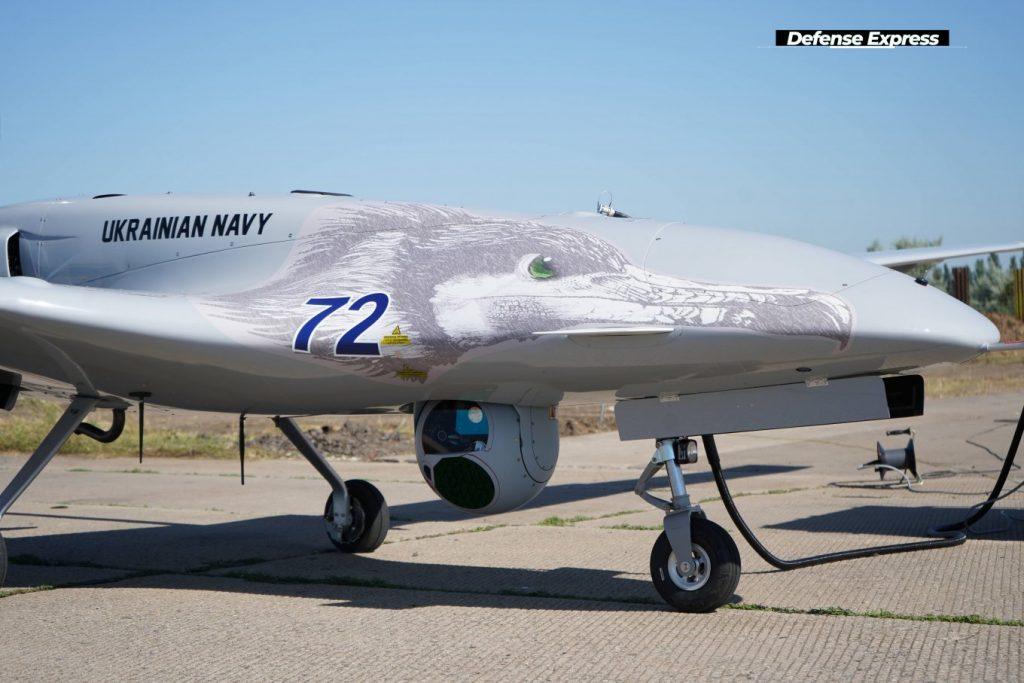 Первый комплекс Bayraktar TB2 поставят на вооружение дислоцирующейся в Николаеве 10-й бригады морской авиации (ФОТО) 11