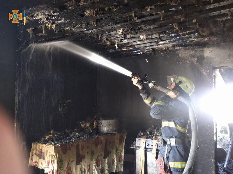 В Николаевской области потушили еще 2 горевших автомобиля и частный магазин (ФОТО) 13