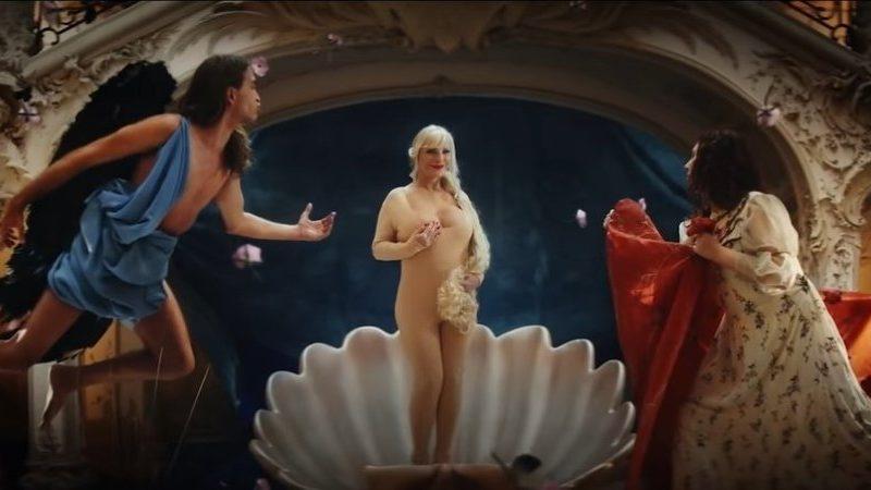 Лувр и галерея Уфицци подали в суд на сервис Pornhub из-за эротического музейного гида (ВИДЕО)