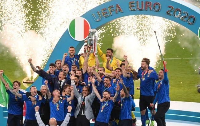 Евро-2020. Италия стала чемпионом Европы (ВИДЕО)