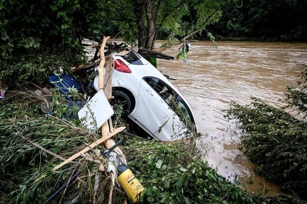 Потоп в Германии: около сотни  погибших, тысячи пострадавших (ФОТО, ВИДЕО)