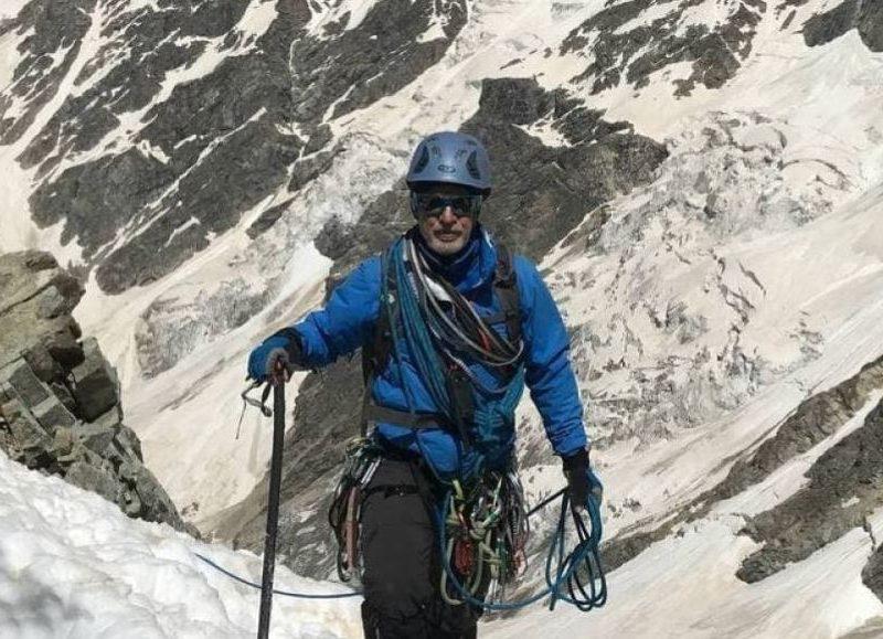 В Грузии погиб украинский альпинист – упал в ущелье (ВИДЕО)