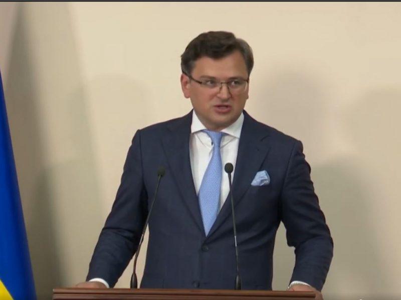 Впервые за 30 лет Украина получила стратегию внешнеполитической деятельности, — Кулеба на СНБО (ВИДЕО)