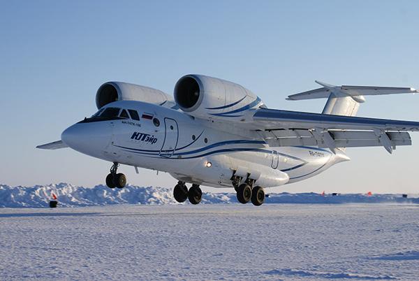 Украинский самолет Ан-74ТК-200 будут собирать в Канаде