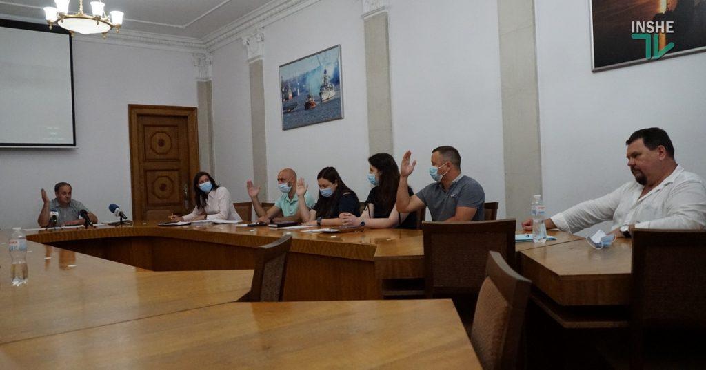 В мэрии Николаева выбрали МАФы, которые установят на Соборной площади (ФОТО и ВИДЕО) 9