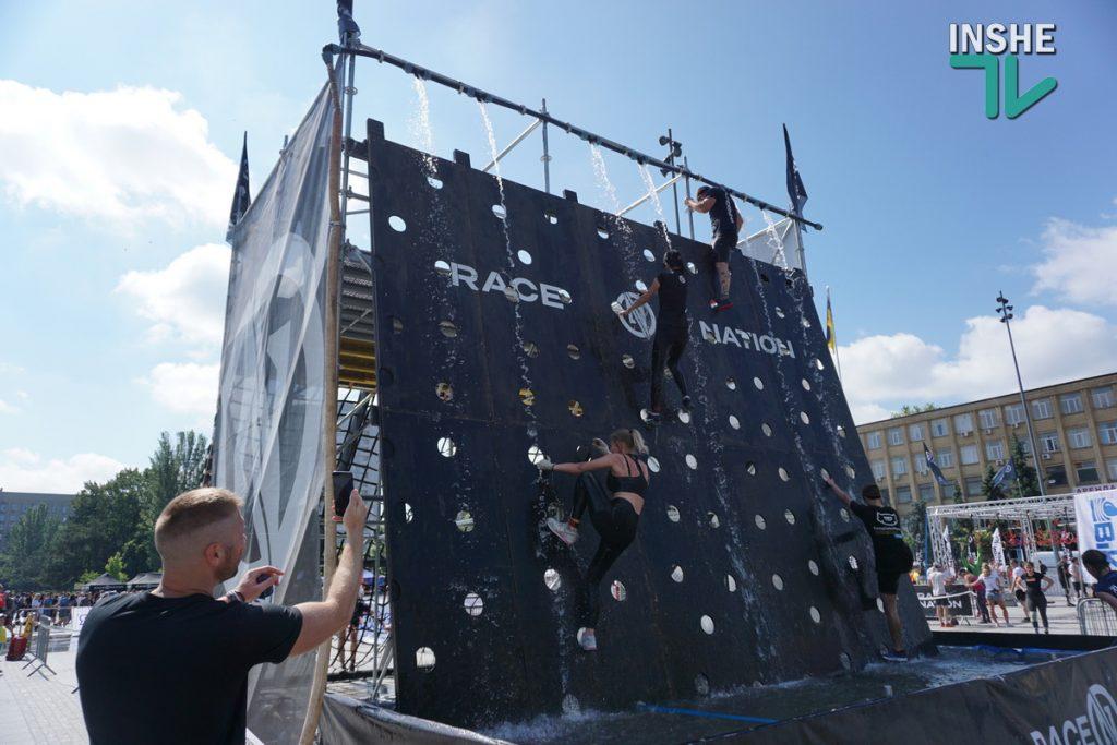 Спорт не для всех: в Николаеве проходит экстремальный забег с препятствиями Race Nation (ФОТО, ВИДЕО) 17