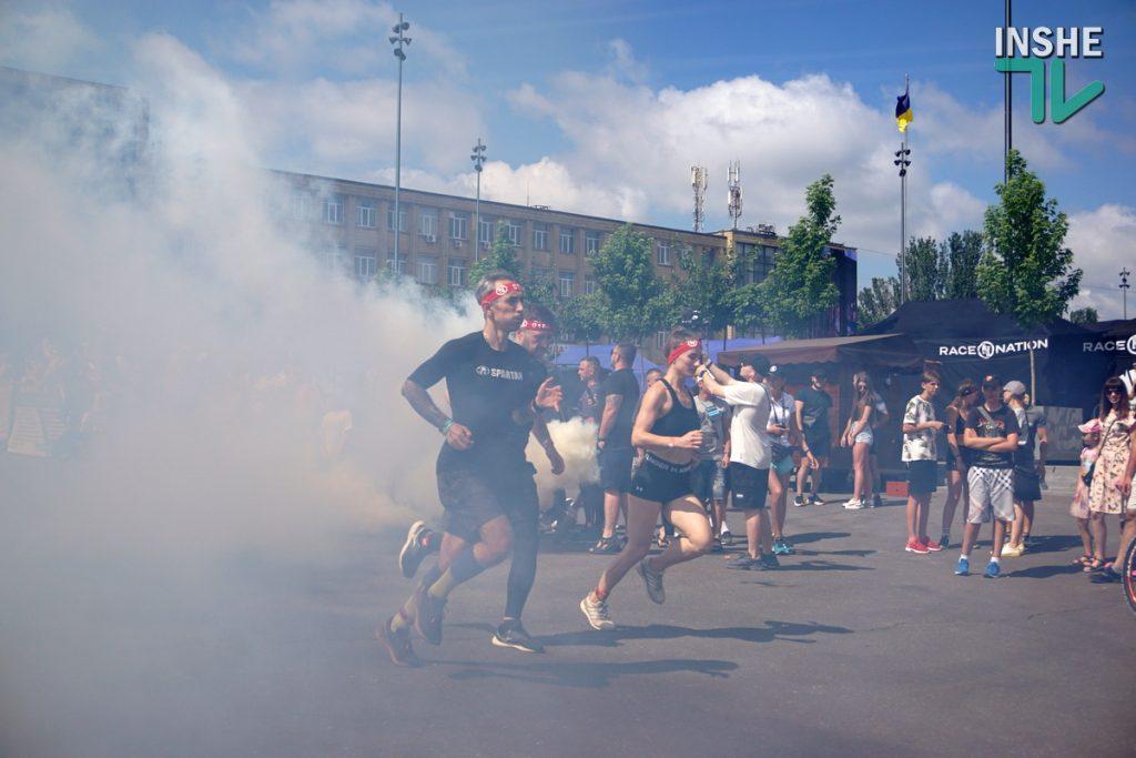 Спорт не для всех: в Николаеве проходит экстремальный забег с препятствиями Race Nation (ФОТО, ВИДЕО) 27