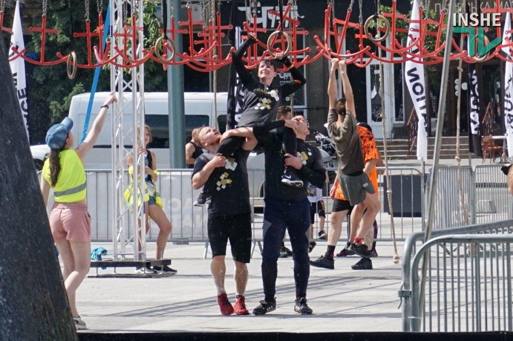 Спорт не для всех: в Николаеве проходит экстремальный забег с препятствиями Race Nation (ФОТО, ВИДЕО) 35