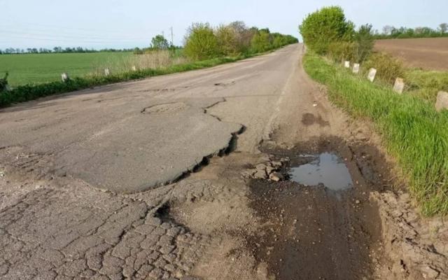 Еще миллиард: в Николаевской области выставлен на торги капремонт еще 22 км трассы Р-55 Вознесенск-Новый Буг