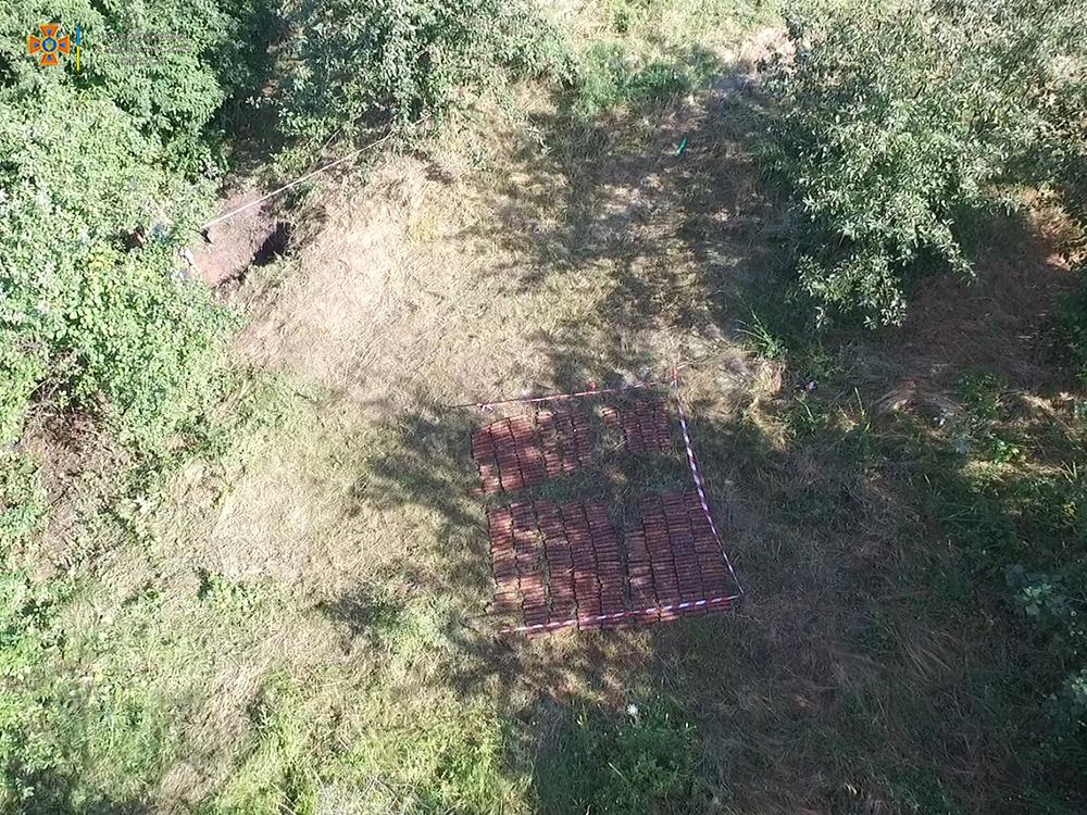 Искали, нашли, уничтожили. На Николаевщине взорвали 405 снарядов (ФОТО) 3