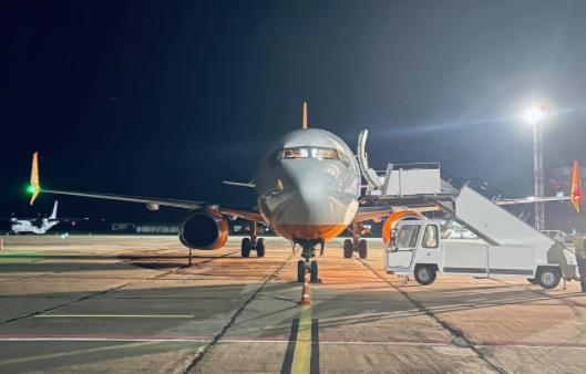 Николаевский аэропорт за сутки принял полторы тысячи пассажиров: Барна гордится, пассажирам стыдно