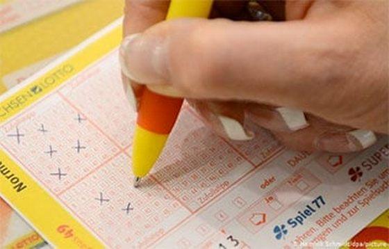 Немка полтора месяца носила в сумочке лотерейный билет, выигравший 33 млн.евро
