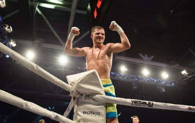 Украинский боксер Беринчик в Киеве измочалил «Русского молота» (ВИДЕО)
