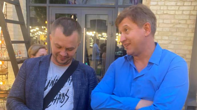 После драки кулаками все еще машут. Что успели наговорить друг другу Данилюк и Милованов и что услышали о себе