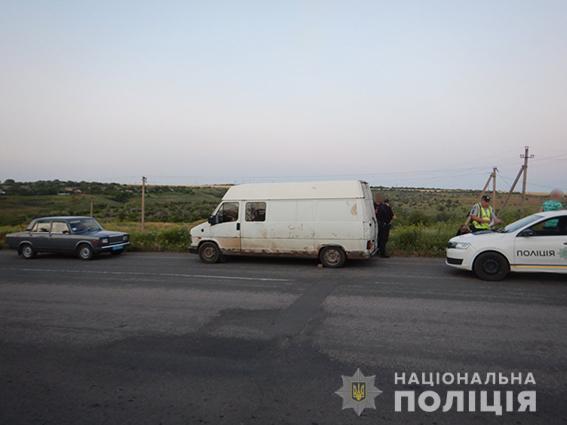 И снова Вознесенск. Туда водитель без документов вез спиленные деревья без документов (ФОТО) 1