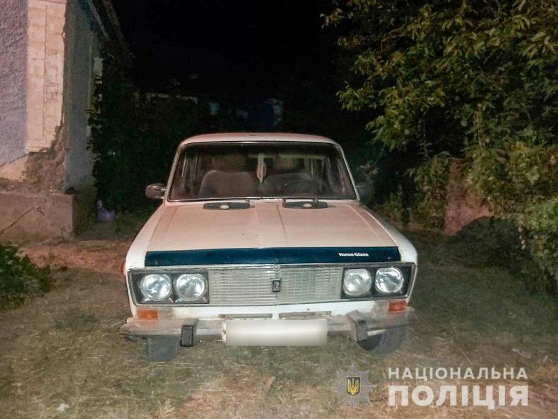 На Николаевщине ВАЗ сбил двухлетнего ребенка, игравшего во дворе