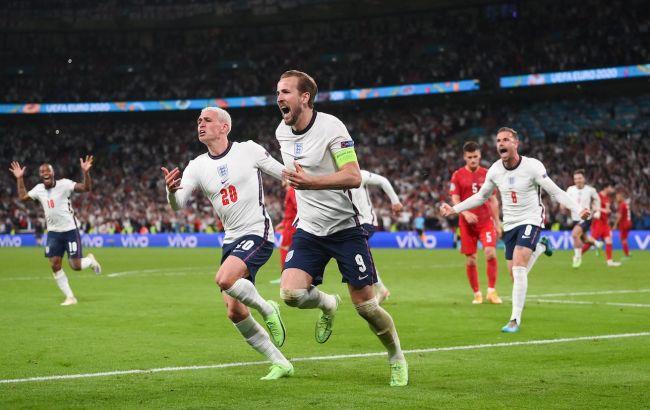 Сомнительный пенальти впервые в истории вывел англичан в финал Евро (ВИДЕО)