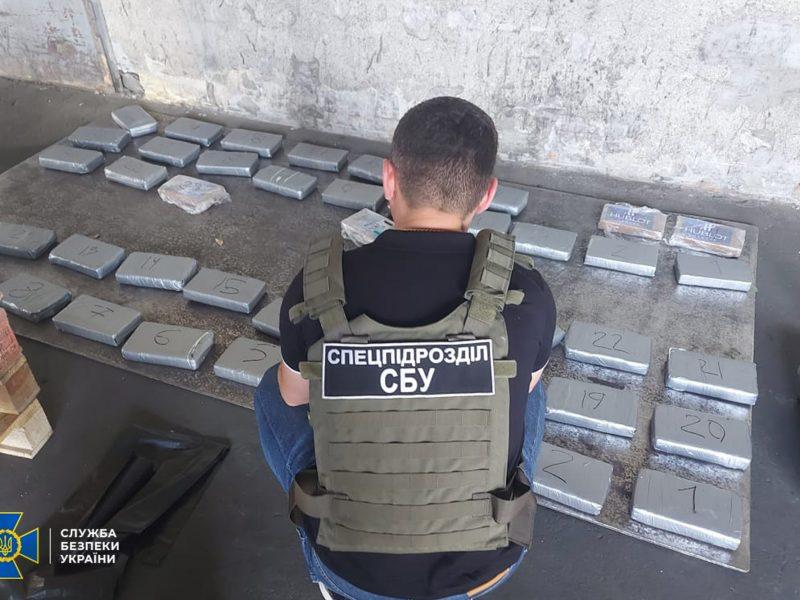 """В порту """"Южный"""" задержали крупную партию кокаина – на $10 млн. (ФОТО, ВИДЕО)"""
