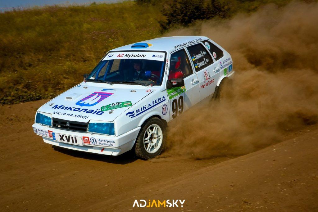 Николаевская раллийная команда Mykolaiv Rally Team заняла 2-е место на Кубке Лиманов (ФОТО) 3