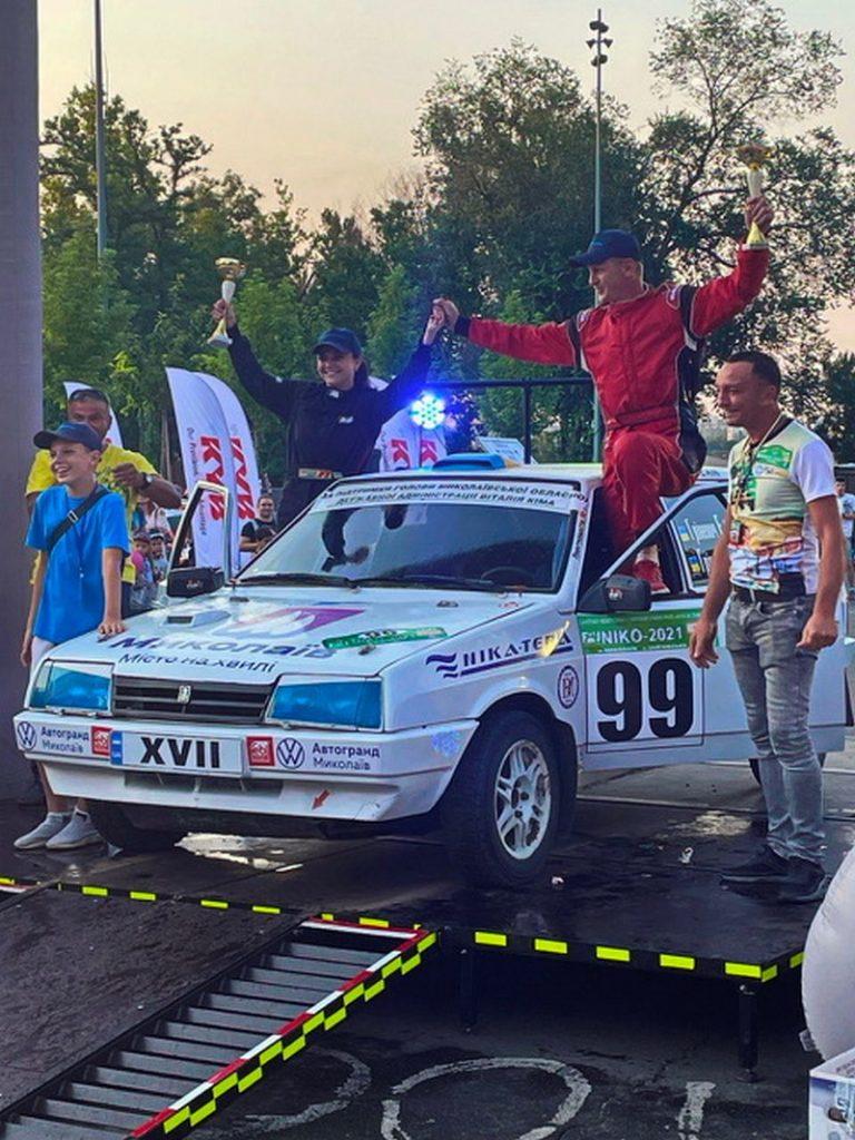 Николаевская раллийная команда Mykolaiv Rally Team заняла 2-е место на Кубке Лиманов (ФОТО) 5